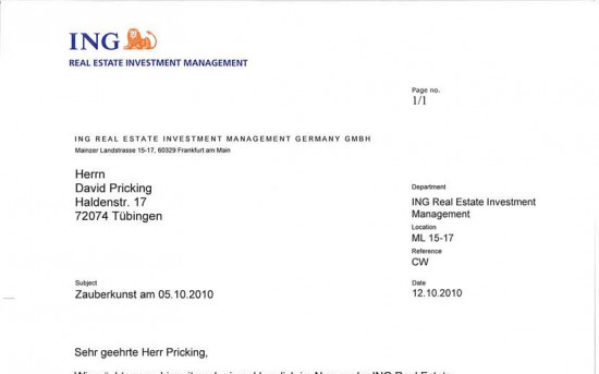 ING Real Estate Investment Management