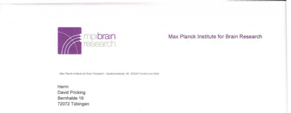 Max Planck Institute for Brain Research