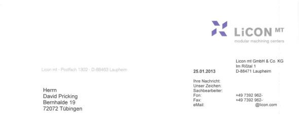 Weihnachtsfeier Licon mt GmbH & Co. KG