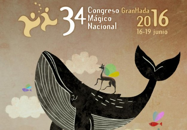 Zauberkongress in Granada im Juni 2016